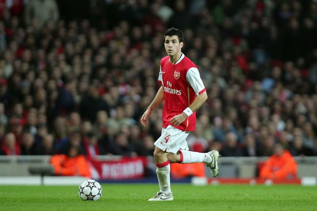 2006 - Cesc Fàbregas (Arsenal) - Asumió el rol del Arsenal, se mudó al Barcelona y se fue al Chelsea en 2014. Fue un referente para la selección española durante varios años y aún difunde magia con la camiseta del Mónaco.