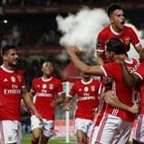 Benfica tem a melhor série de vitórias entre as principais ligas europeias