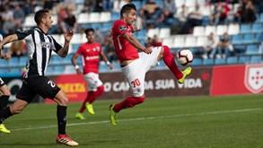 Portimonense-Santa Clara: algarvios não vencem há sete jogos consecutivos