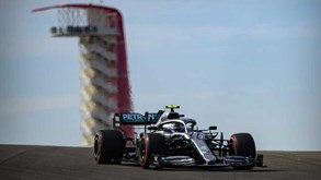 GP Estados Unidos: Bottas parte da 'pole' e Hamilton do quinto lugar