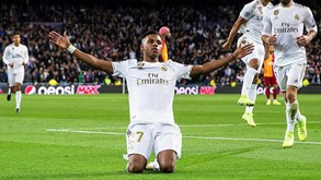 Rodrygo é o novo raio de sol do Real Madrid