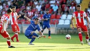Desp. Aves-Gil Vicente: avenses em posição crítica na tabela