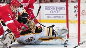 Detroit Wings-Boston Bruins: anfitriões estão em último lugar