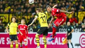 Bayern Munique-Dortmund: jogo grande na Bundesliga