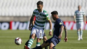 Sporting-Belenenses SAD: Silas defronta antiga equipa