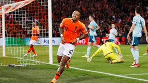 Irlanda do Norte-Holanda: laranja a um passo do Euro'2020