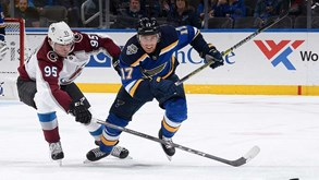 Vanc. Canucks-Col. Avalanche: duelo de topo a Oeste na NHL