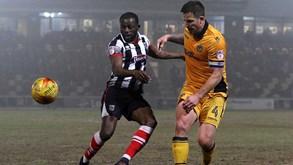 Newport County-Grimsby Town: tira-teimas na Taça de Inglaterra