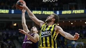 Barcelona-Fenerbahçe: uma tendência para inverter?