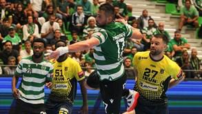 Bidasoa Irun-Sporting: leão com encontro decisivo