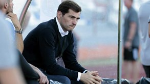Casillas é sonho do... Almería