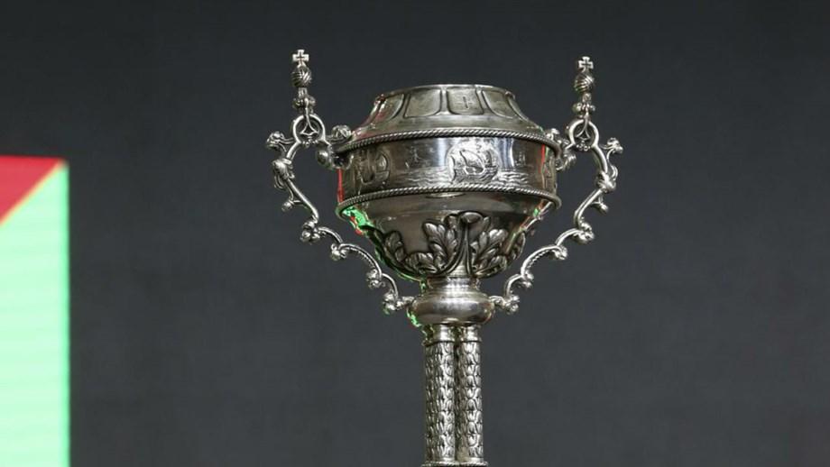 Já é conhecido o sorteio da 1.ª eliminatória da Taça de Portugal