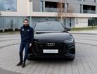 Carvajal escolheu um Audi Q8 50 TDI quattro tiptronic, avaliado em 87.460 mil euros.