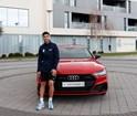 Asensio escolheu um Audi A7 Sportback 50 TDI quattro tiptronic, avaliado em 79.630 mil euros.