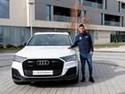 Casemiro escolheu um Audi Q7 50 TDI quattro tiptronic, avaliado em 76.335 mil euros.