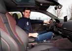 Courtois escolheu um RS 3 Sportback TFSI quattro S tronic, avaliado em 67.310 mil euros.