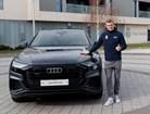 Kroos escolheu um Audi Q8 50 TDI quattro tiptronic, avaliado em 87.460 mil euros.