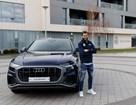 Nacho escolheu um Audi Q8 50 TDI quattro tiptronic, avaliado em 87.460 mil euros.