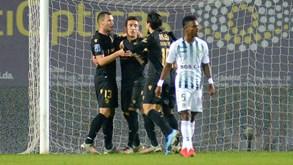 V. Setúbal-V. Guimarães, 0-2: Léo deixa Vitória à beira de Braga