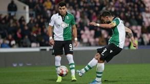 A crónica do Gil Vicente-Sporting, 0-2: a lei do craque