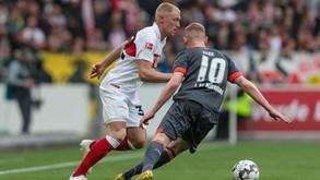 Estugarda-Nuremberga: duelo de equipas com história