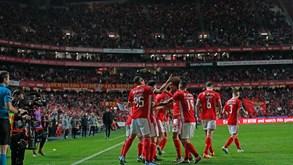 Melhor do que este só o Benfica de Hagan