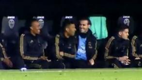 O jogo de Bale no banco de suplentes do Real Madrid que está a dar que falar