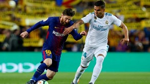 Barcelona-Real Madrid: Superclássico agita Espanha