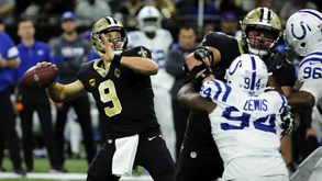 Drew Brees bate recorde de passes para 'touchdowns' na NFL