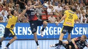 Rhein Neckar Löwen-Flensburg Handewitt: duelo de topo na Bundesliga