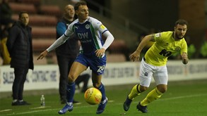 Blackburn-Wigan: fases distintas em confronto