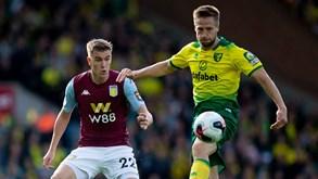 Aston Villa-Norwich: vitórias precisam-se