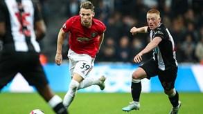 Manchester United-Newcastle: De olhos postos na Europa