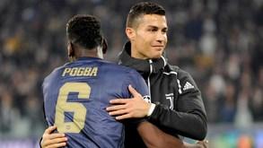 Juventus prepara oferta para juntar Pogba a Ronaldo