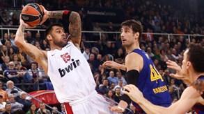 Olympiacos-Fenerbahçe: reservado um duelo 'quente' na Euroliga de basquetebol