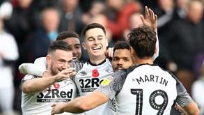 Derby County-Barnsley: pontos precisam-se