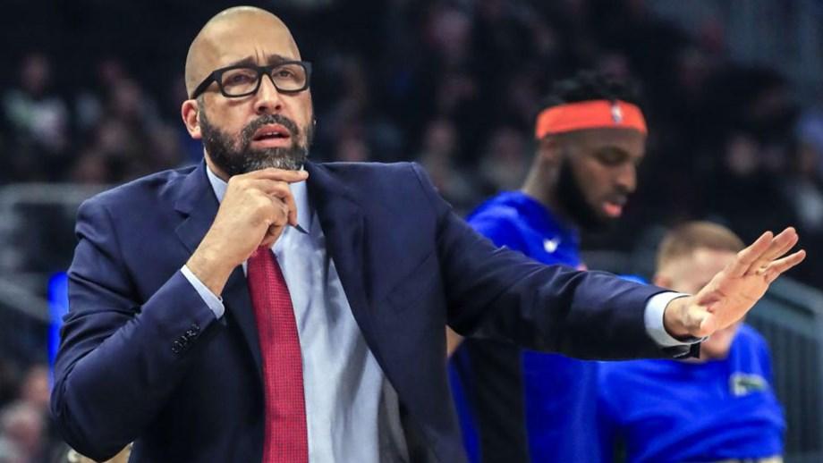New York Knicks despedem treinador David Fizdale após 18 derrotas
