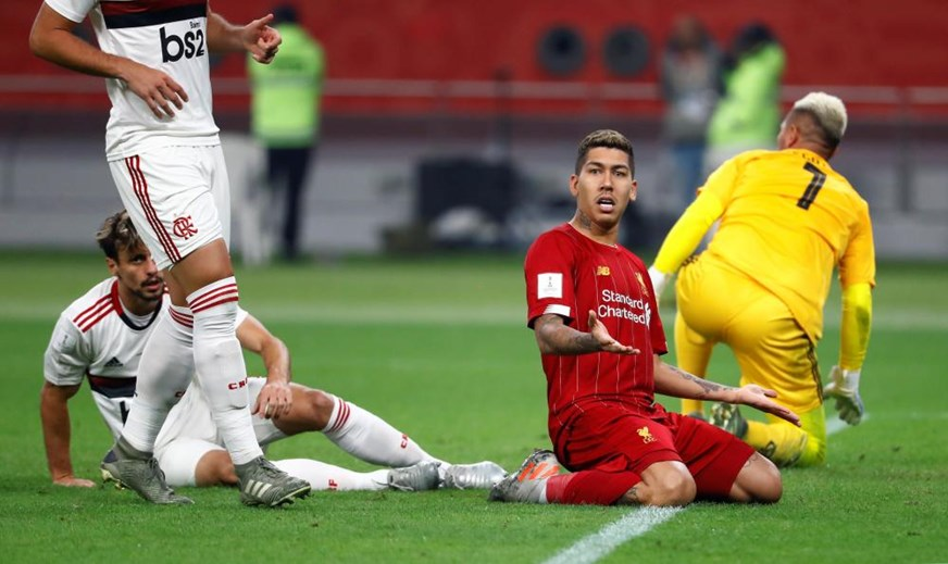 Liverpool Bate Flamengo De Jorge Jesus Na Final Do Mundial