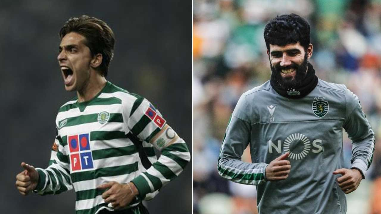 SPORTING/Central - Beto/Luís Neto