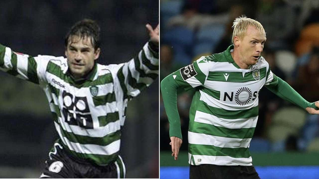 SPORTING/Central - André Cruz/Mathieu