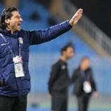Duelo entre treinadores portugueses na Arábia Saudita termina empatado