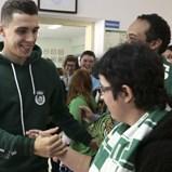 Pedro Amaral: «Não penso no Benfica»