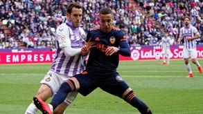 Valladolid-Leganés: visitantes em melhor forma