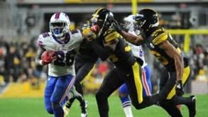 Houston Texans-Buffalo Bills: formações similares mas diferentes no frente a frente