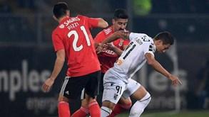 V. Guimarães-Benfica: teste de fogo para Ivo Vieira