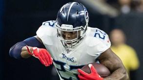 NE Patriots-Tennessee Titans: duelo dos oitavos-de-final da NFL