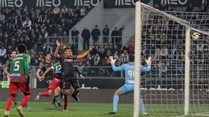 Marítimo-V. Guimarães: duelo de históricos