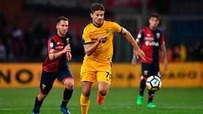 Hellas Verona-Génova: tendência para manter?