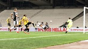 PAOK Salónica-AEK Atenas: duelo de topo na Grécia