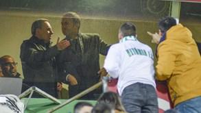 V. Setúbal corta relações com Sporting e Valente arrasa Varandas: «Envergonha o futebol»